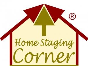 home staging corner