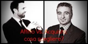 affitto vs. acquisto